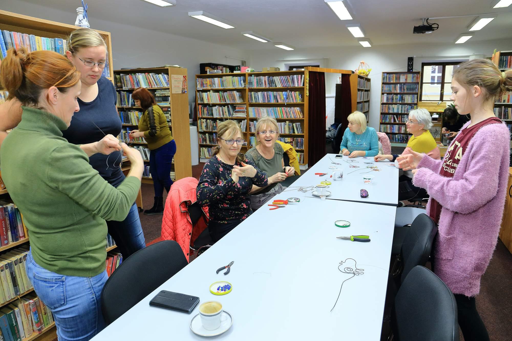 Akce for 29.3.2019 Obecn knihovna a infocentrum Beneov