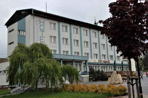 Volary - Městský hotel Bobík