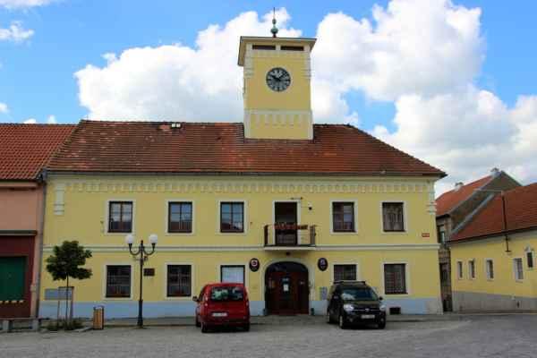 Bavorov - radnice