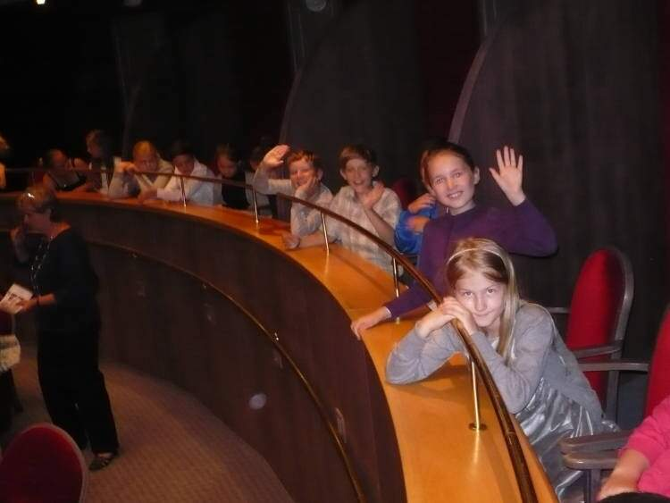 Návštěva Horáckého divadla