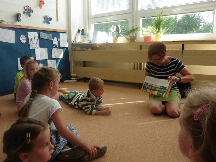 Týden čtení dětem
