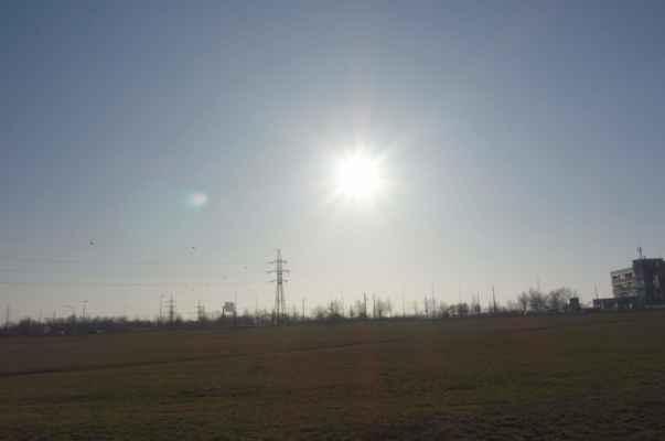 Překvapivě jsme vydrželi létát déle než hodinu, a to hlavně díky sluníčku, které příjemně hřálo. Pak už jsme ale přece jenom začali mrznout. Teda já... A tak jsme se zase rozjeli ke svým domovům. Draku díky, byla to paráda :o)))