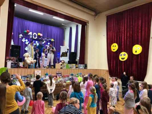 Pyžamkový ples v Boršicích u Blatnice 11.1.2020