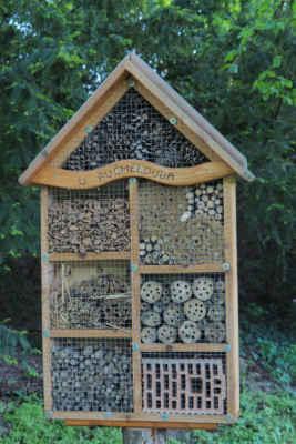Domeček pro hmyzáky...