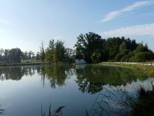 Patrně Herinkovský rybník.
