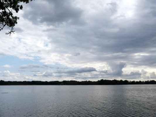 Rybník Podsedek.