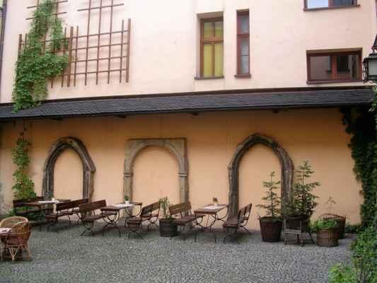 Café Muzeum v polském Těšíně.