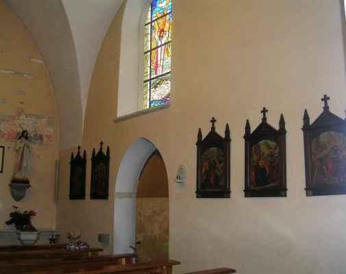 Kostel svatého Jiří v polském Těšíně. Postaven v letech 1327-1404. Chrám nese stopy gotického slohu.