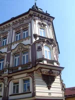 Dům v polském Těšíně