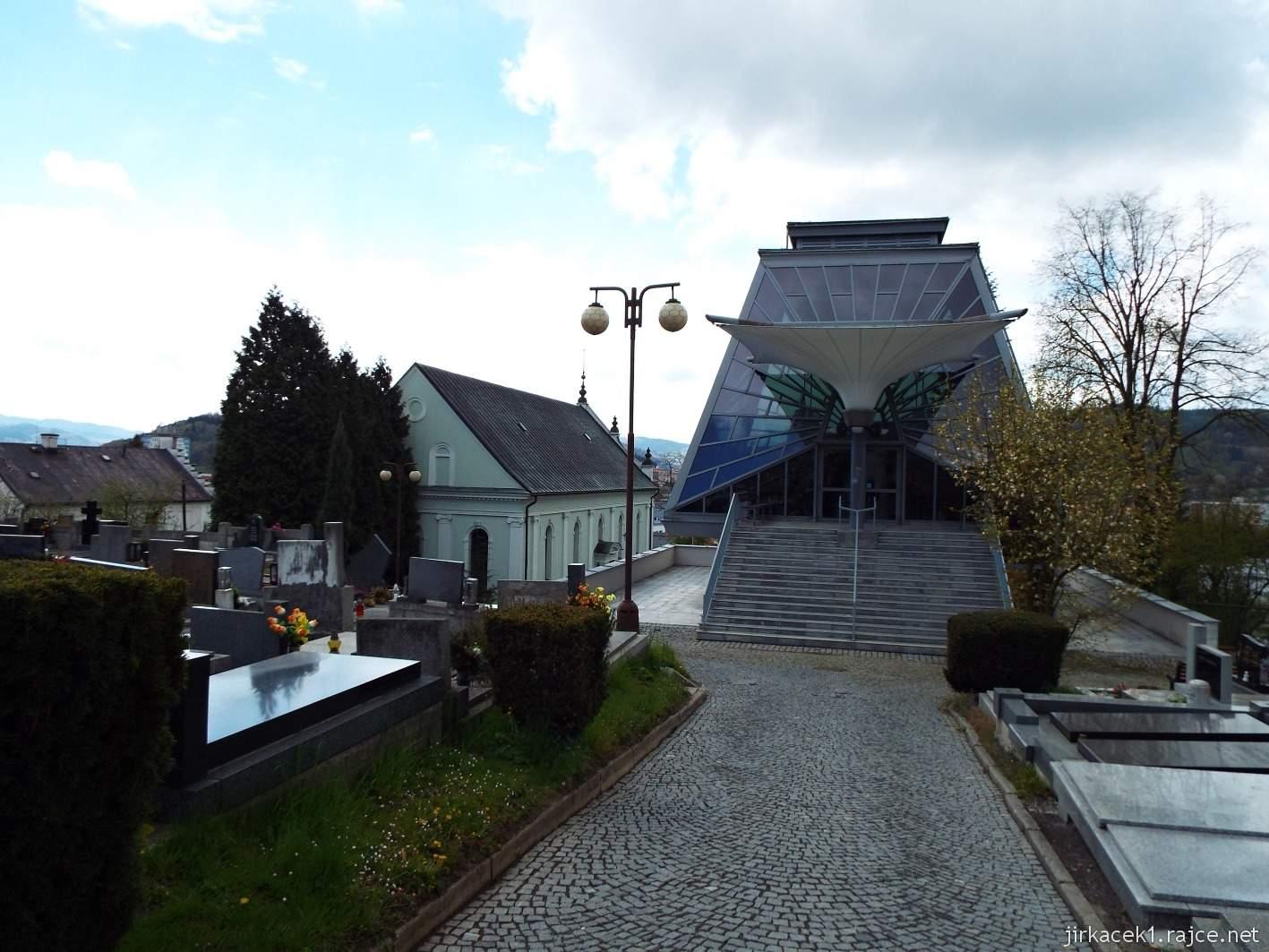 Vsetín - evangelický kostel Horního sboru