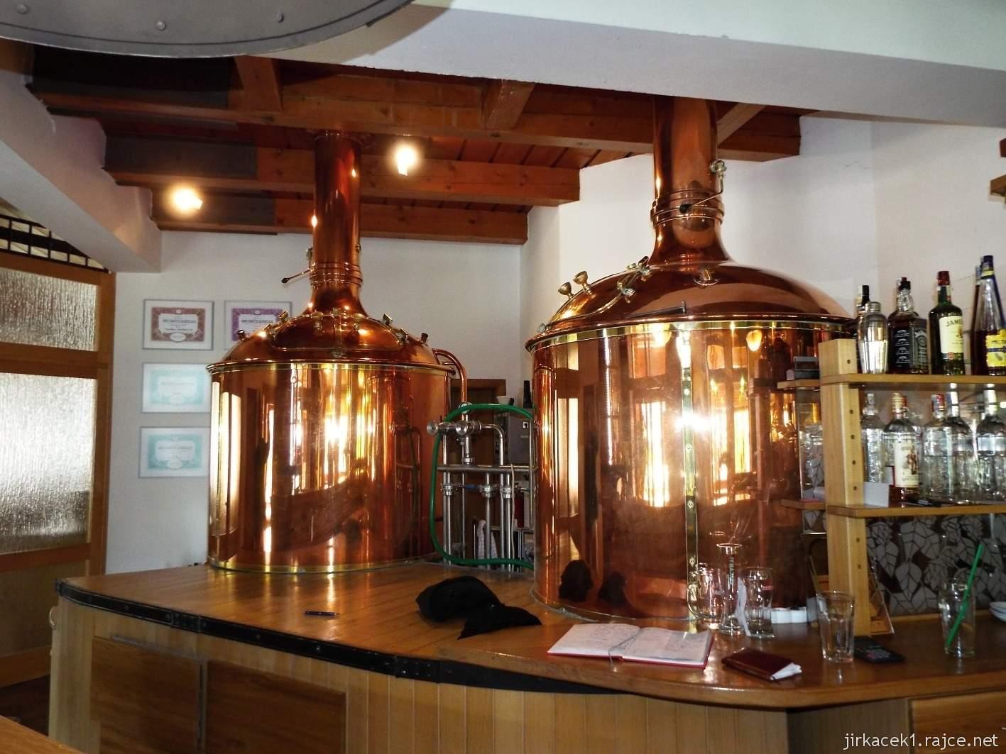 Vsetín - pivovar Valášek