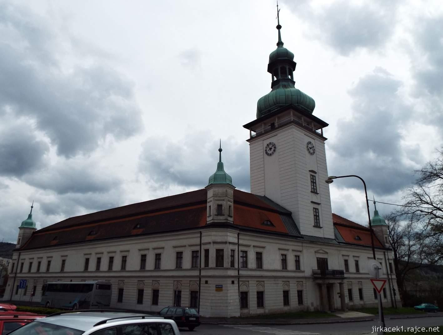 Vsetín - zámek
