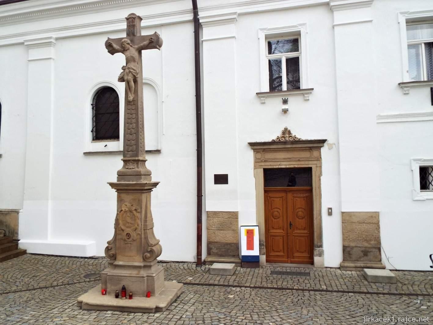 Vsetín - kostel Nanebevzetí Panny Marie
