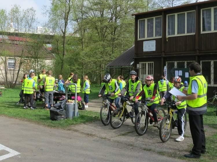 Mladí cyklisté opět na bedně