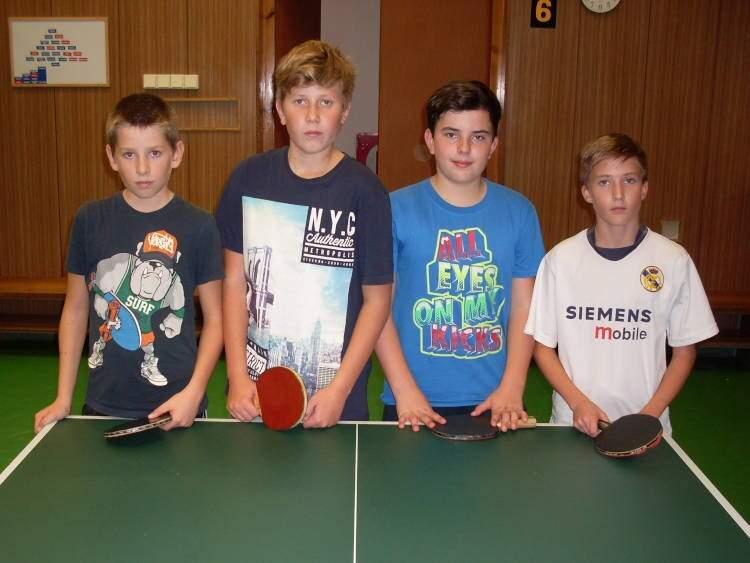 Okresní liga stolního tenisu