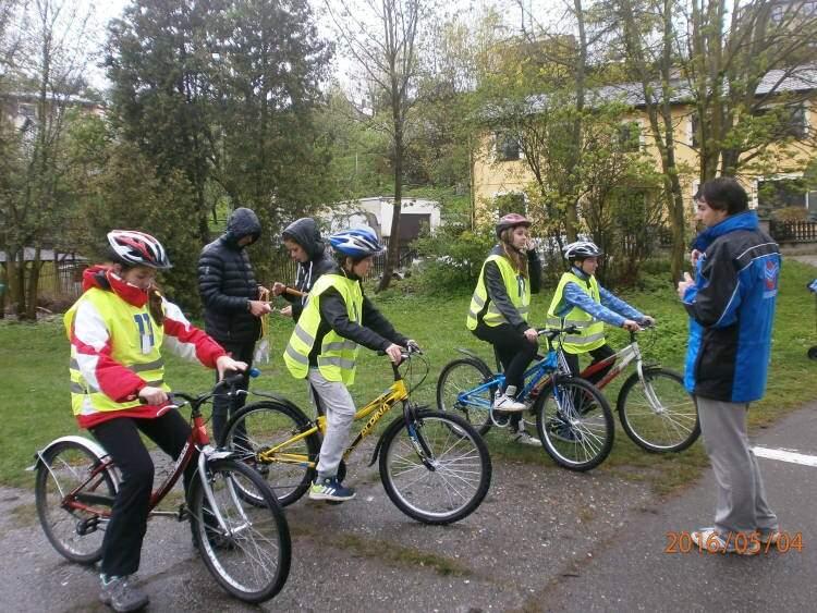 Naši cyklisté opět na bedně
